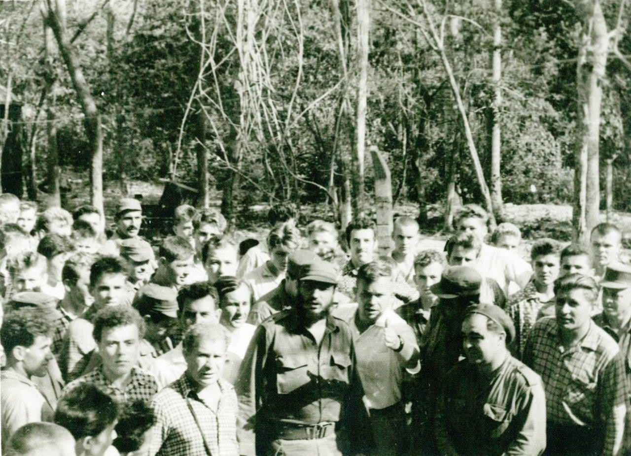 Фидель Кастро, 1962-1963