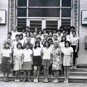 10 «Б»  1975-1976  учебный год