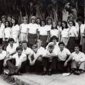 ещё 10 «В»  1976-1977  учебный год
