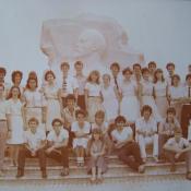 10 «В»  1983-1984  учебный год