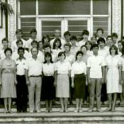 9 «Д» 1985-1986  учебный год