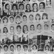 10 «Б»  1985-1986  учебный год