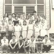 6 «В»  1986-1987  учебный год