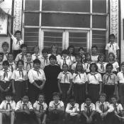 6 «Д»  1986-1987  учебный год