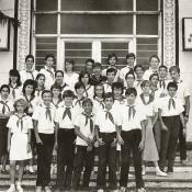 7 «А»  1986-1987  учебный год