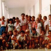 5 «В»  1989-1990  учебный год