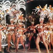 Рекламный журнал кабаре «Тропикана». 80-е годы. -17