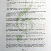 Рекламный журнал кабаре «Тропикана». 80-е годы. -02