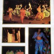 Рекламный журнал кабаре «Тропикана». 80-е годы. -07