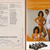 1985. Туристический путеводитель. Отпечатано в Мадриде - 9
