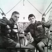 087. Завод «Гранма», я и Вадим Степанов