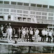 116. Завод «Гранма». До свидания Куба, не знаю, увидимся ли еще когда-нибудь.
