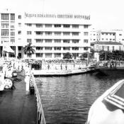 1969-07-20. Встреча отряда советских кораблей