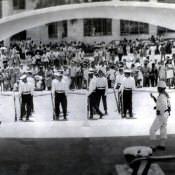 1969-07-20. Гавана, фото с кормы крейсера «Грозный»