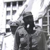 1969-07-20. Фидель Кастро и адмирал Соколан С.С.