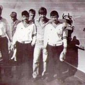 Февраль 1985. На борту эскадренного миноносца «Отличный»