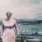 Баракоа. 1982-1984. Бухта 6