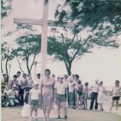 Баракоа. 1982-1984. Крест Колумба 1
