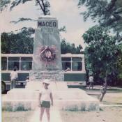 Баракоа. 1982-1984. Мемориал Антонио Масео.