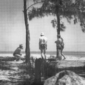 1982. Пляж Коринтия, фото 2