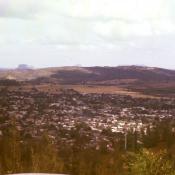 Ольгин. 1983-1985. Виды города. 4