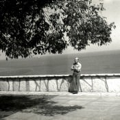 Сантьяго-де-Куба. 1983-1985. На набережной. 1