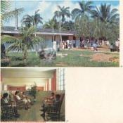 86. Pueblo «Ben Tre» en Nina Bonita. 87. Hospital Siquiatrico Nacional