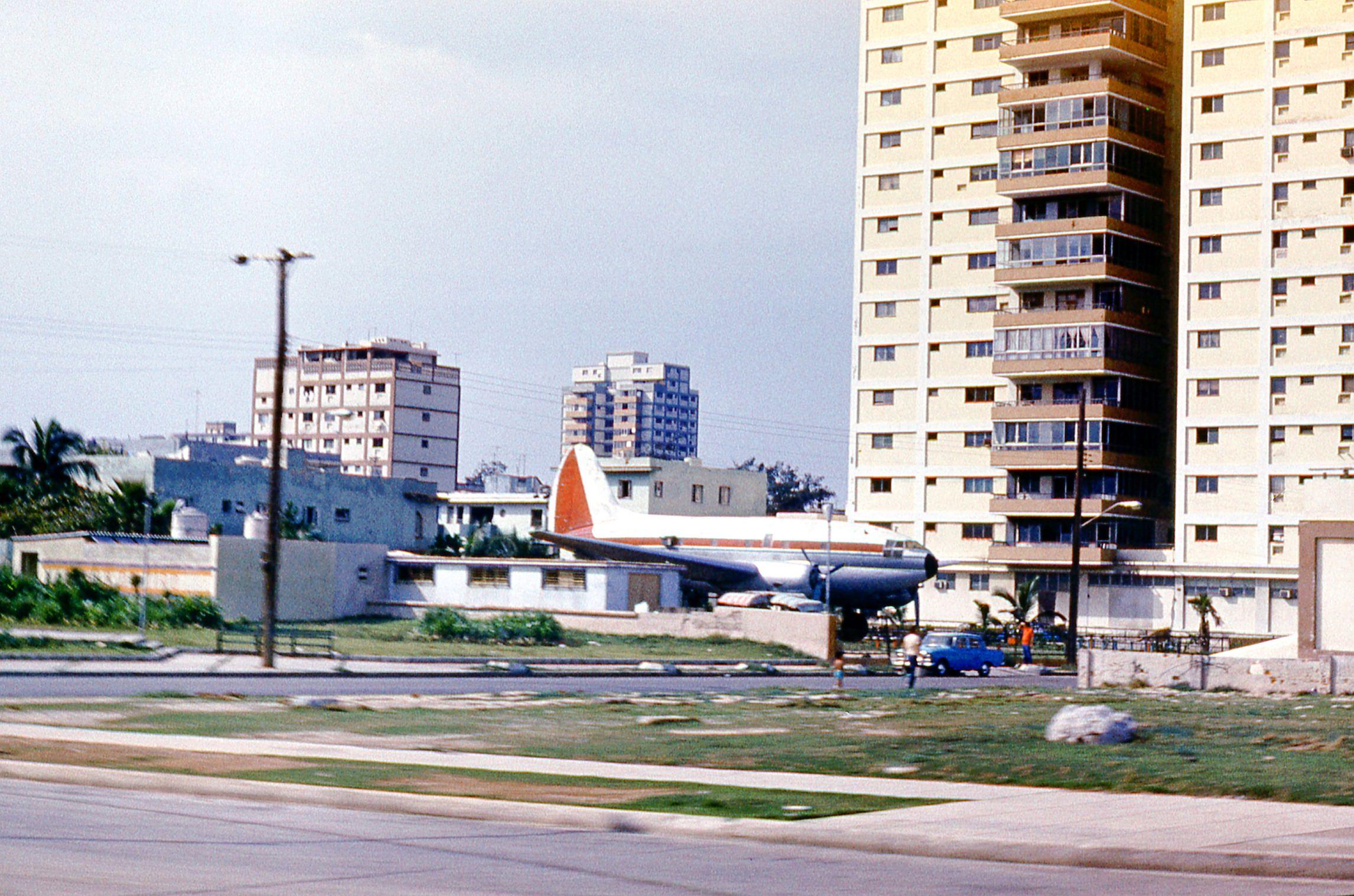 1981. Клуб «Авионсито», район Ведадо