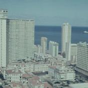 1967. Отель «Фокса», вид из отеля «Гавана Либре»