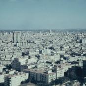 1967. Гавана, вид из отеля «Гавана Либре»