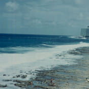 1974. Побережье неподалеку от гостиницы «Рио Мар»