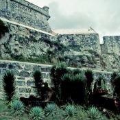 1989, ноябрь. Крепость Эль-Морро.