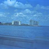 1968-1970. Малекон, начало, на этом месте будет построен ГКЭС (Государственный комитет по экономическому сотрудничеству)