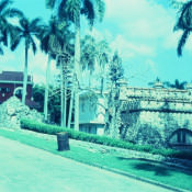 1968-1970. Дом пивного короля и вилла рядом