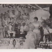 Гавана. Ночной клуб. Танец румба.