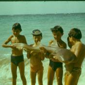 «Барка», мальчики и море 1980 год.