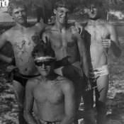 В пионерском лагере на острове Рауля. 1987 год