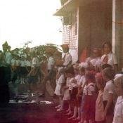 1980-1983. Школьный праздник