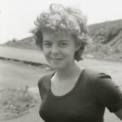 1983-1985. Оксана Гужва