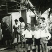 1983-1985. Друзья (Игорь, Макс и Вовка).