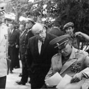 Визит Министра обороны СССР маршала Гречко А.А. на Кубу, 12-18 ноября 1969 года
