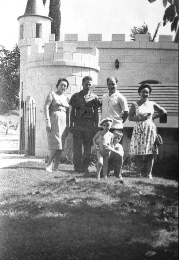 1963. Гавана. Детский городок, Парк-де-Полар, фото 4