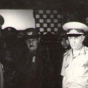 1987-1989. Рауль Кастро и советские военачальники, фото 1