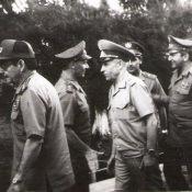 1987-1989. Рауль Кастро и советские военачальники, фото 2