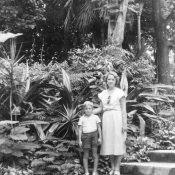 1987-1989. С сыном, фото 1