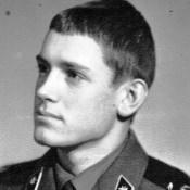 1974-1975. Доленко Анатолий Александрович. В учебке