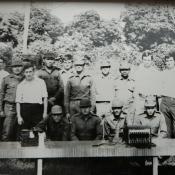 1975-1976. Дружеская встреча с кубинскими военными, фото 1