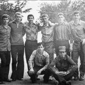 1975-1976. В Гаване, коллективное фото