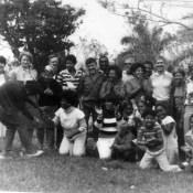 1987-1989. Встреча с кубинцами, фото 1