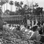 1987-11-07. Строевой смотр и парад в бригаде, фото 7